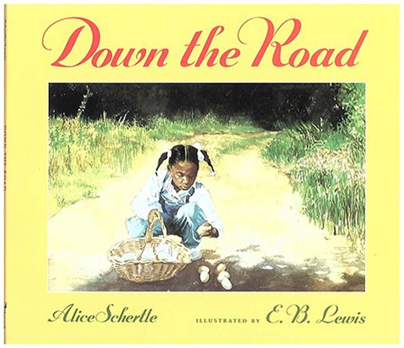 down-the-road-schertle-alice-9780152766221