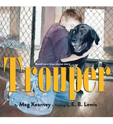 Trouper Book Cover